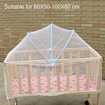 Foldable Baby Mosquito Net Tent Nursery Crib Bed Infant Newborn Cot Netting