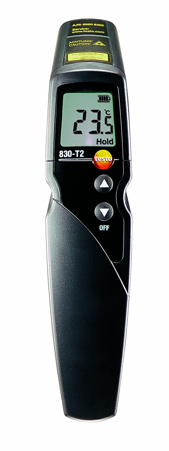 testo 830-T2 - Infrared Thermometer 0560 8312