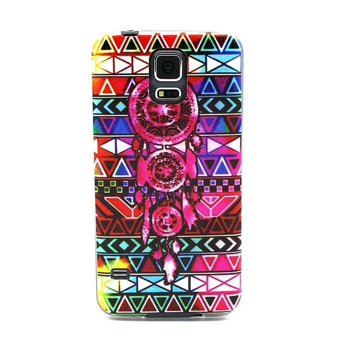 Para Samsung Galaxy S5 I9600 caso, Moonmini? TPU suave ...