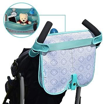 Mother & Kids Activity & Gear Official Website Strollers Umbrella Stroller Car Side Bag Baby Stroller Organizer Carriage Pram Buggy Cart Bottle Bags Stroller Accessories