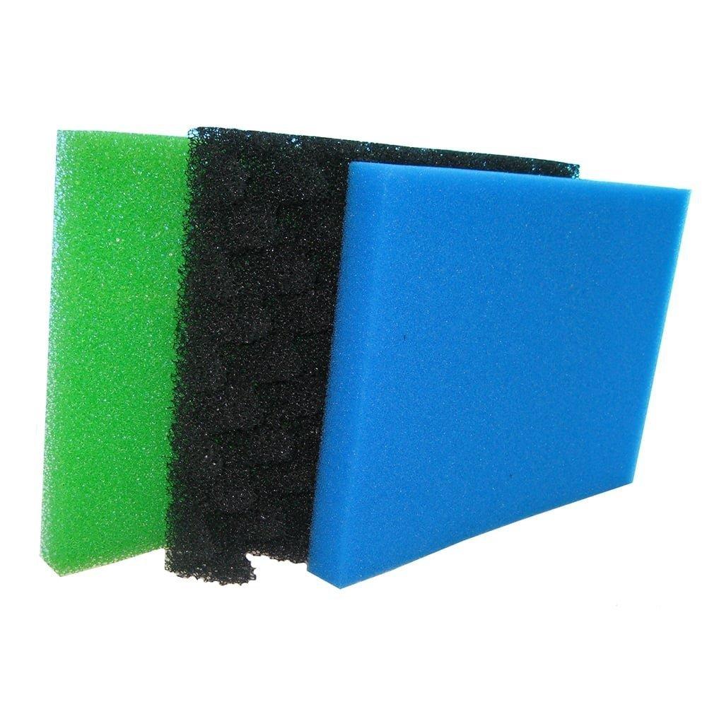 Blagdon Mousses filtrantes pour mini filtres de bassin pour modèles 4 500 ou 6 000 l 4500/6000