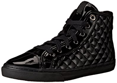 b340a01c03f2ad Geox D New Club D, Baskets mode femme: Amazon.fr: Chaussures et Sacs