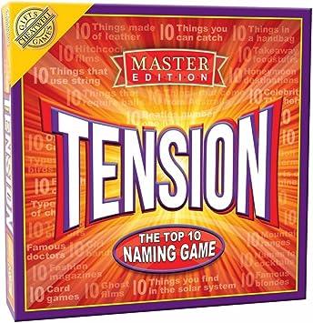 Tension - Juego de mesa, para 2 o más jugadores (Cheatwell 6123 ...