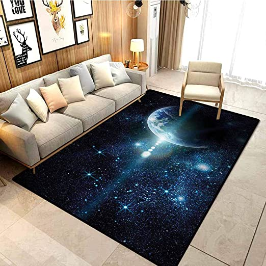 : World Carpets for Bedroom Living Room Mysterious