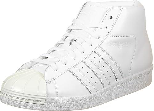 brand new bb54d c5024 adidas Promodel W Calzado ftwr white core black  Amazon.es  Zapatos y  complementos