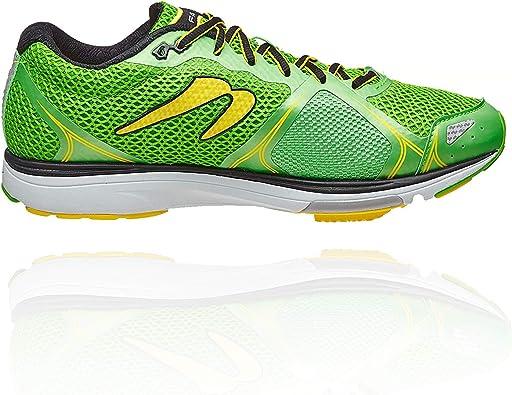 Newton Running Mens Fate III Neutral Running Shoe, Zapatillas Hombre, Azul (Emerald/Yellow), 49 EU: Amazon.es: Zapatos y complementos