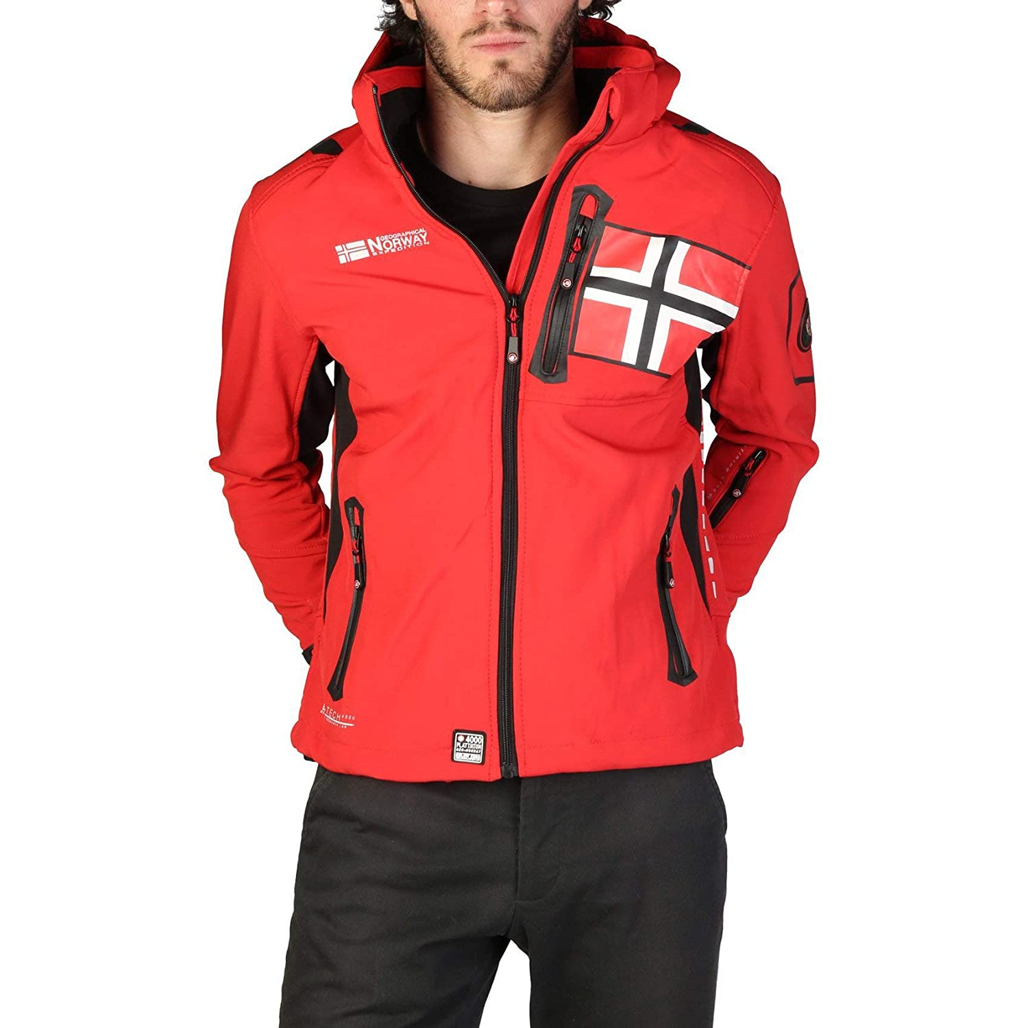TALLA S. Geographical Norway - Renade_Man