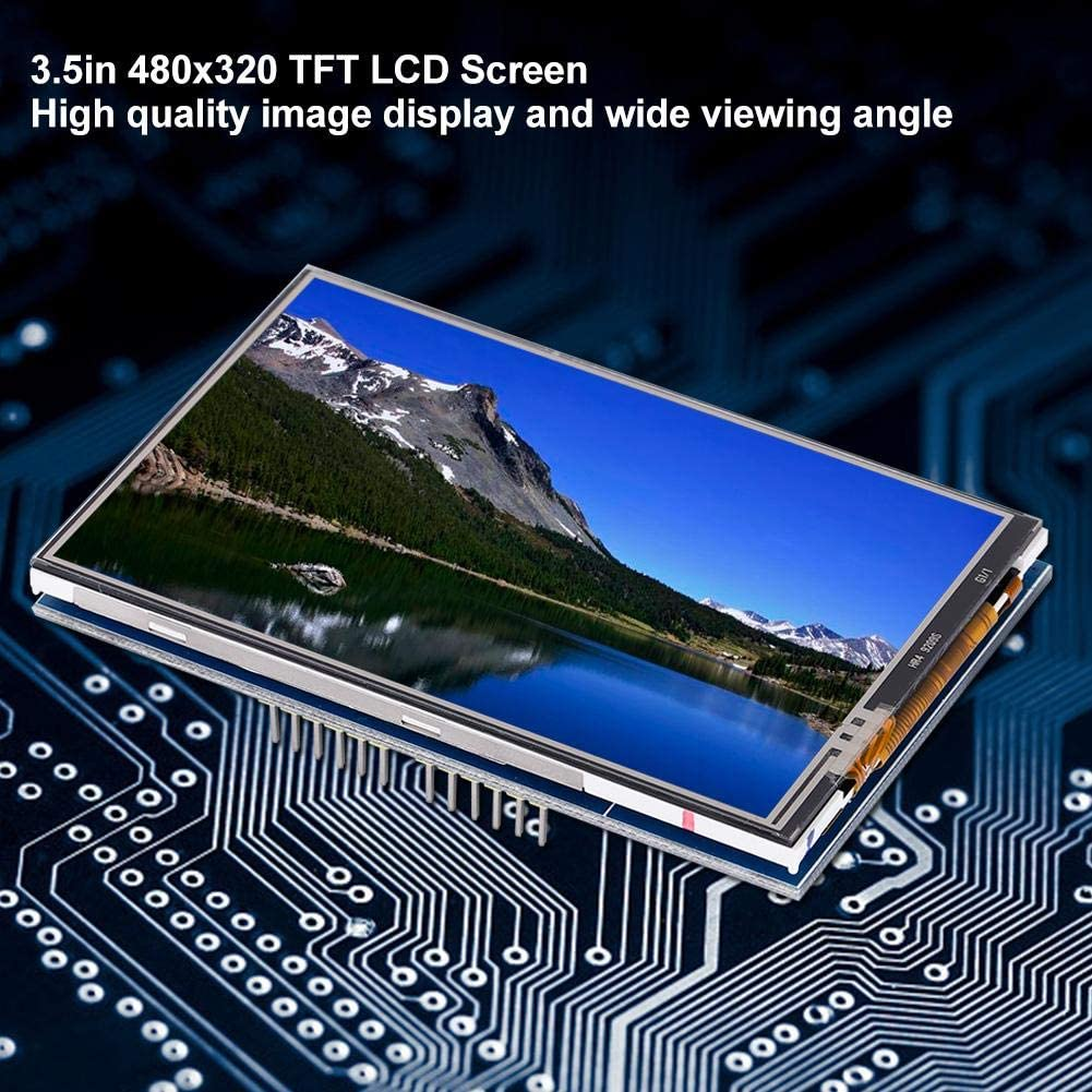 TFT Color Screen 480x320 Resolution for Arduino MEGA 2560 Board DC 2.8-3.3V 3.5 inch TFT LCD Display Module With Panel