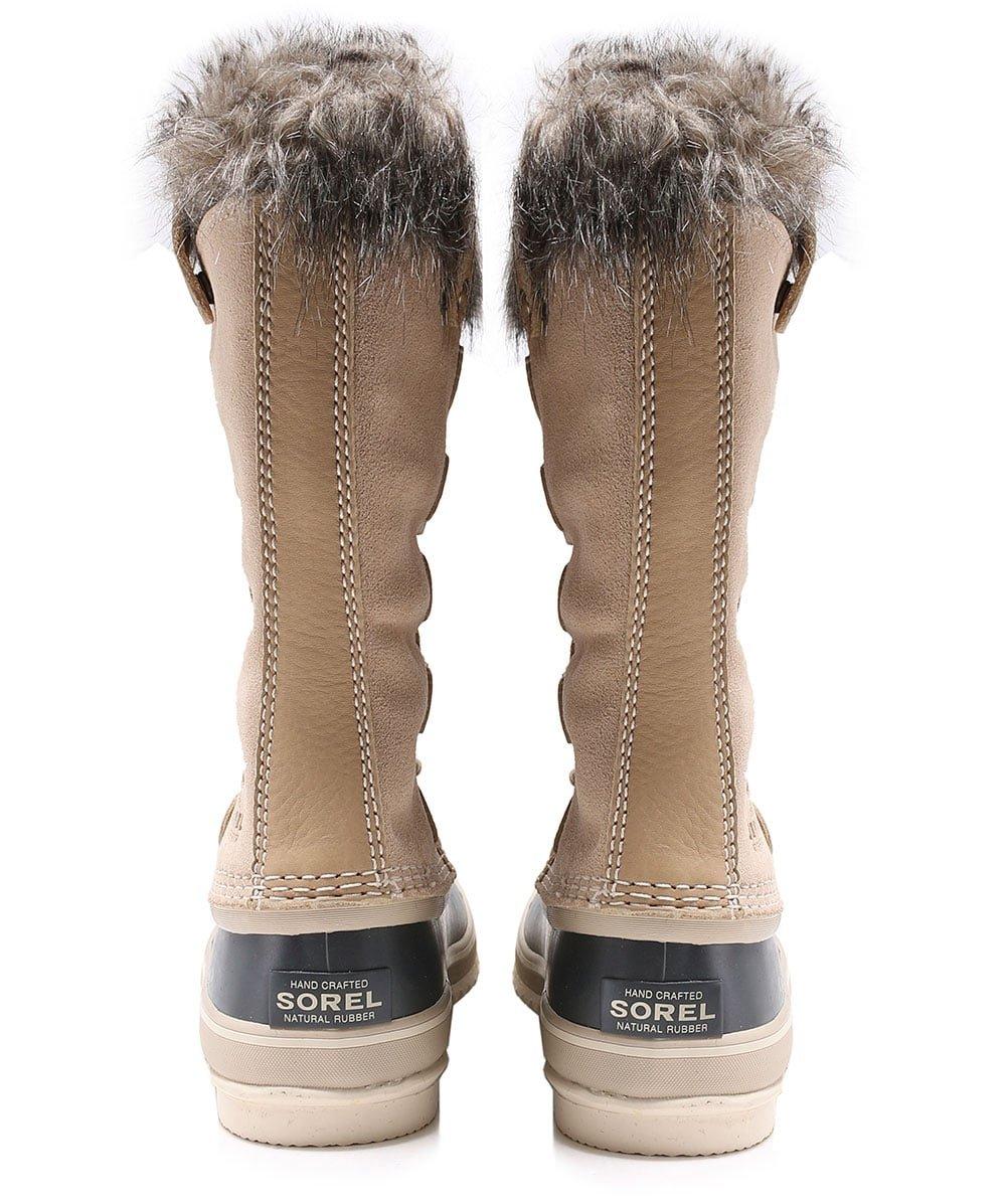 Sorel Women's Joan of Arctic Boots, Oatmeal, 10 B(M) US by SOREL (Image #4)