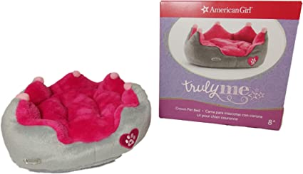 New American Girl doll/'s Pet Pink Jeweled Collar /& Leash~Dog//Puppy//Cat//Kitten