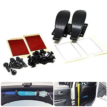 [Lifetech Car Trunk Umbrella Holder] Almacenamiento maletero del coche paraguas / versátil Percha / Almacenamiento de tronco, la limpieza / Paraguas ...