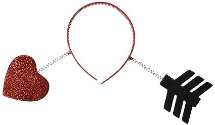 Amazon Com Amscan Valentine S Day Arrow Headband Costume Party Head