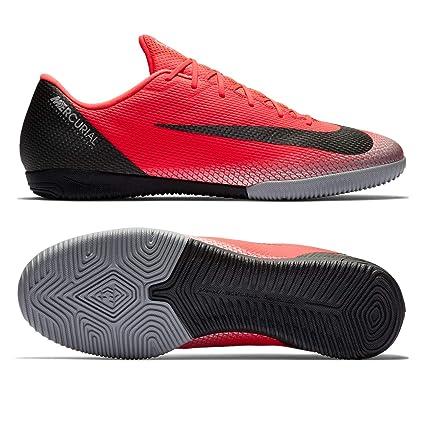 Nike Mens CR7 VaporX 12 Academy Indoor Soccer Cleat: Amazon.es ...