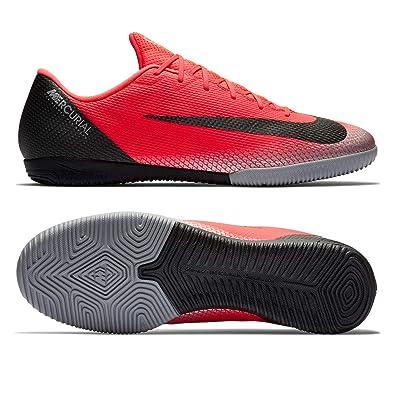 Amazoncom Nike Mens Cr7 Vaporx 12 Academy Indoor Soccer Cleat