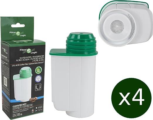 4 x FilterLogic CFL-901B - Filtro de agua reemplaza el cartucho ...