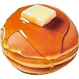 ビーズクッション フロアクッション パンケーキ柄 60RCM PFC-DE63