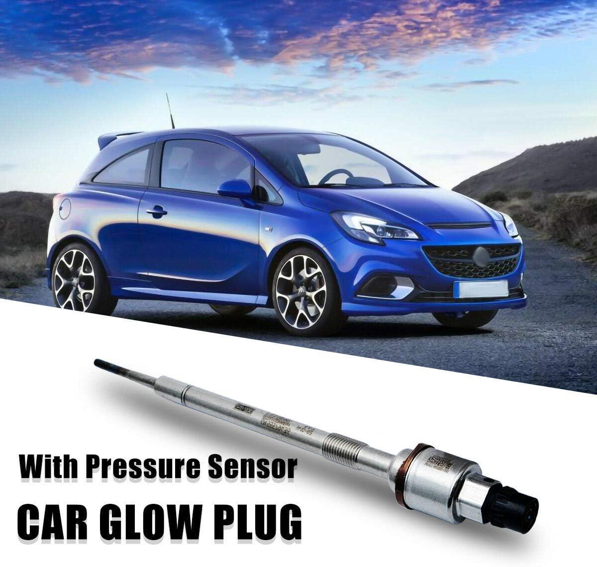 MASO Glow Plug 55579436 with Pressure Sensor Fit for Vauxhall Astra Opel GMC 2.0 CDTI