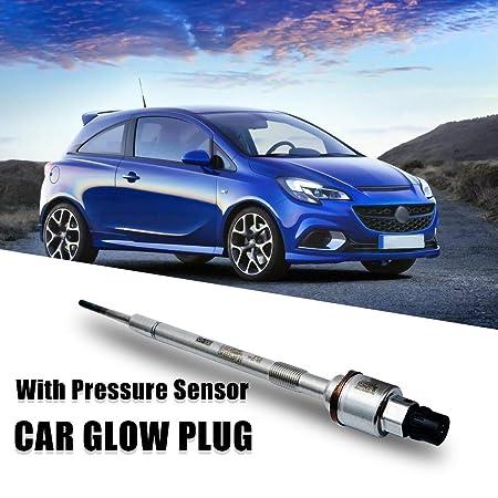 MASO Glow Plug 55579436 con Sensor de presión para Vauxhall Astra Opel GMC 2.0 CDTI: Amazon.es: Coche y moto