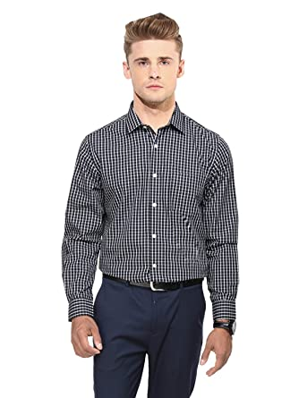 2f24d49e36c Aavtar Men s Formal Shirt  Amazon.in  Clothing   Accessories