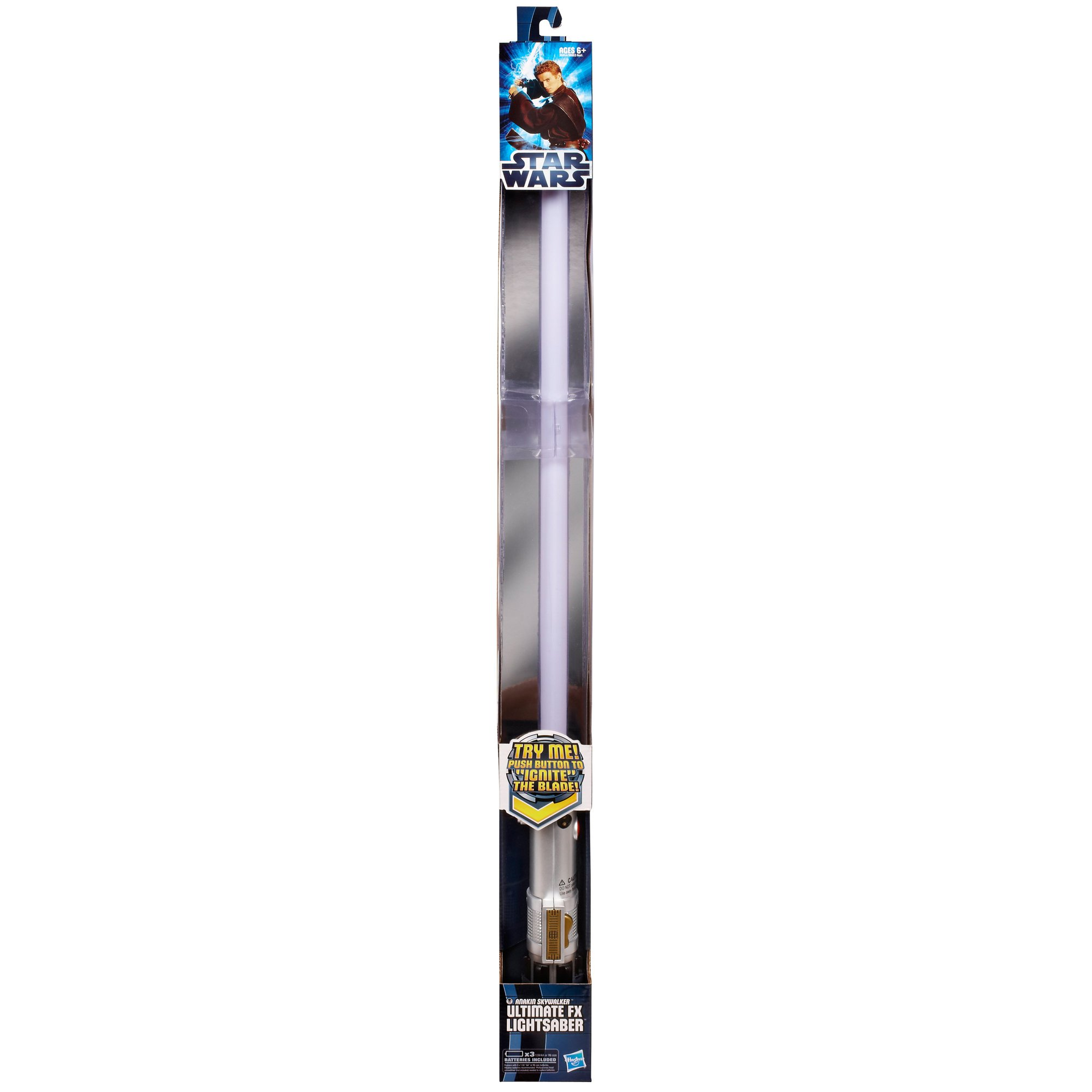 Star Wars Ultimate FX Anakin Lightsaber by Star Wars (Image #3)