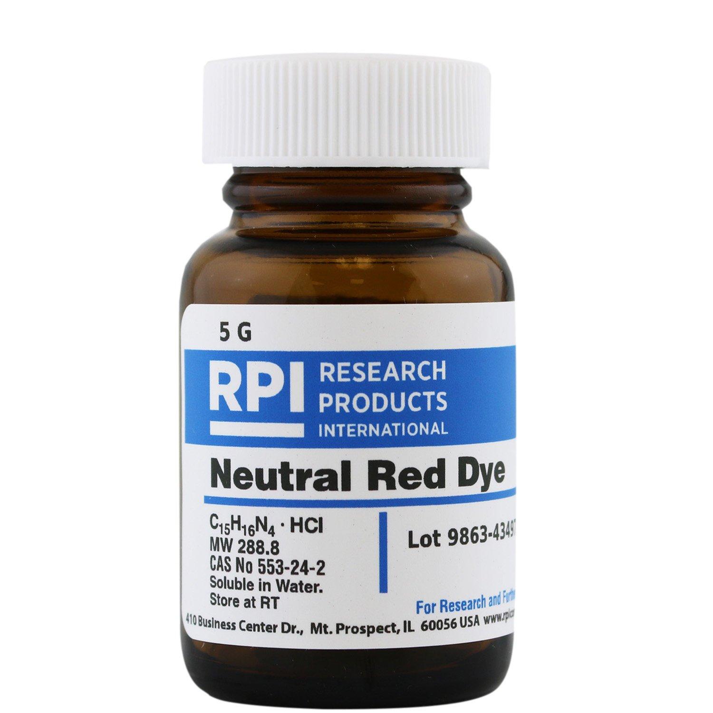 Neutral Red Dye, 5 Grams