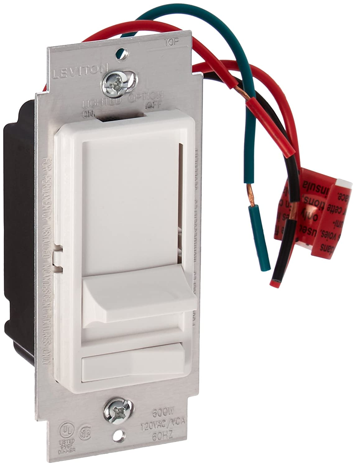 Dimmer Switch 6683 Wiring