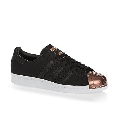 adidas Superstar Auténtico 80s Calzado Negro/Gris Descuento Auténtico Superstar Barato 2a8311