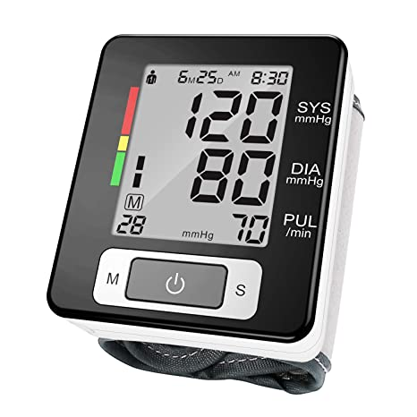 SEMATUR tensiometro digital para muñeca presion tension arterial FDA CE ROHS Certificado