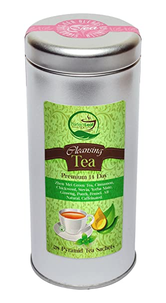 Detox Tea Cleansing Slimming Fat Burner Appetite Suppressant Weight Loss 14 Day