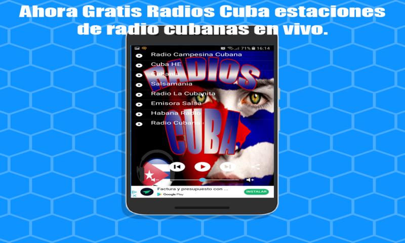 radios cuba estaciones de radio cubanas en vivo fm online: Amazon.es: Amazon.es