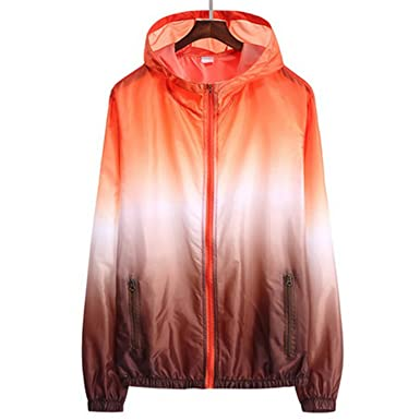 YouzhiWan007 Sun Protective Ultra Thin Summer Jacket Men Women Basic Coats Light Waterproof Jackets Female Veste