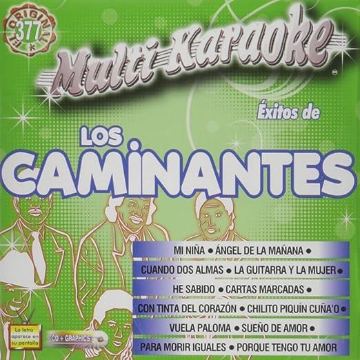 Los Caminantes - Karaoke: Caminantes - Exitos - Amazon.com Music