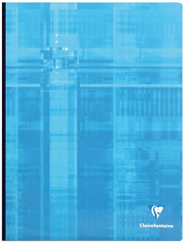 Clairefontaine Quaderni Rilegati 24x 32cm quadretti piccoli, 192pagine, colori assortiti 69342C