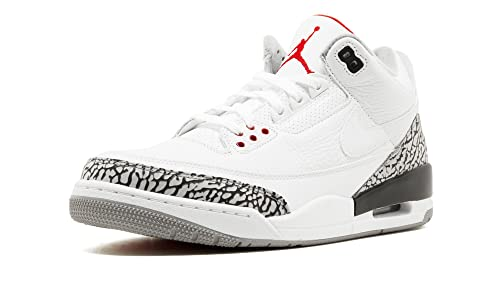 super popular f8d6c 74974 Amazon.com | Jordan Air 3 Retro JTH NRG - AV6683 160 ...
