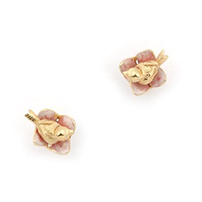 Bill Skinner Women Gold Stud Earrings BS-ER0522-G 95xcQ7qC0Q