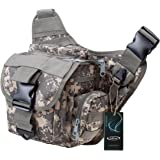 G4Free Multi-functional Tactical Messenger Bag Utility Pouch Versipack Outdoor Bumbag