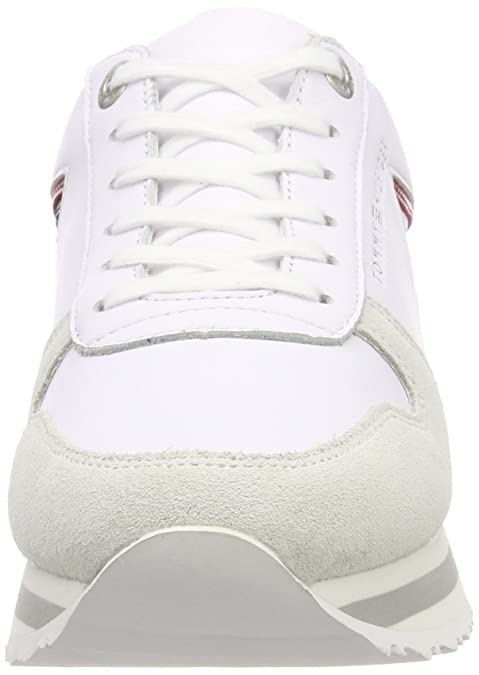 Tommy Hilfiger Tommy Star Retro Runner, Sneakers Basses Femme