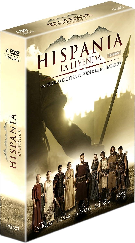 Hispania: La leyenda (1ª temporada) [DVD]: Amazon.es: Nathalie Poza, Juan Jose Ballesta, Lluis Omar...., Jesus Olmedo, Roberto Enriquez, ...