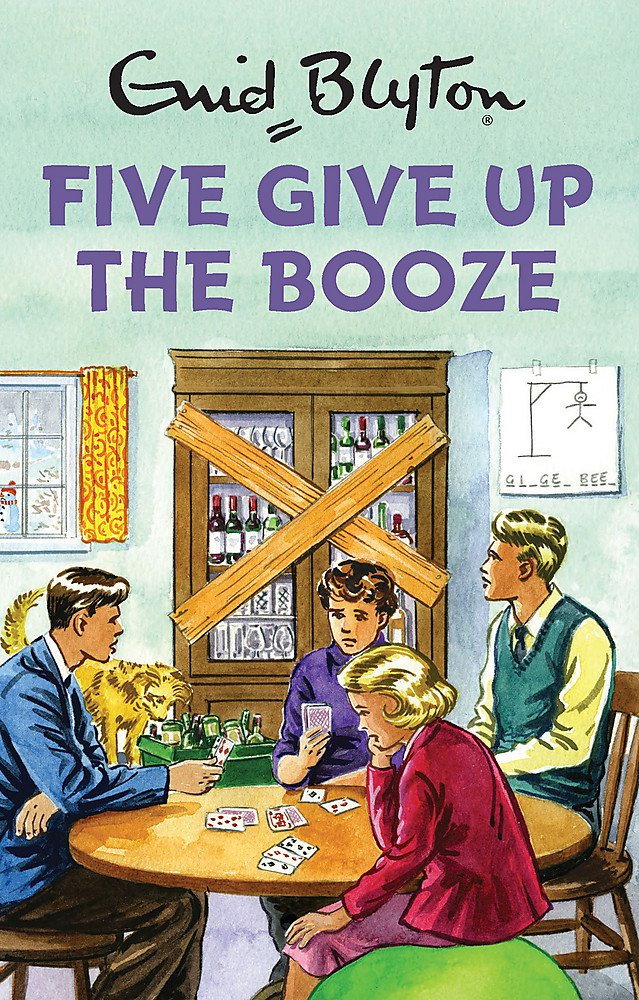 "Résultat de recherche d'images pour ""five give up the booze book"""