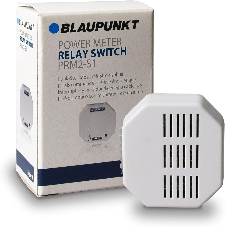 Interruptor y medidor de energ/ía cableado Blaupunkt Security PRM2-S1