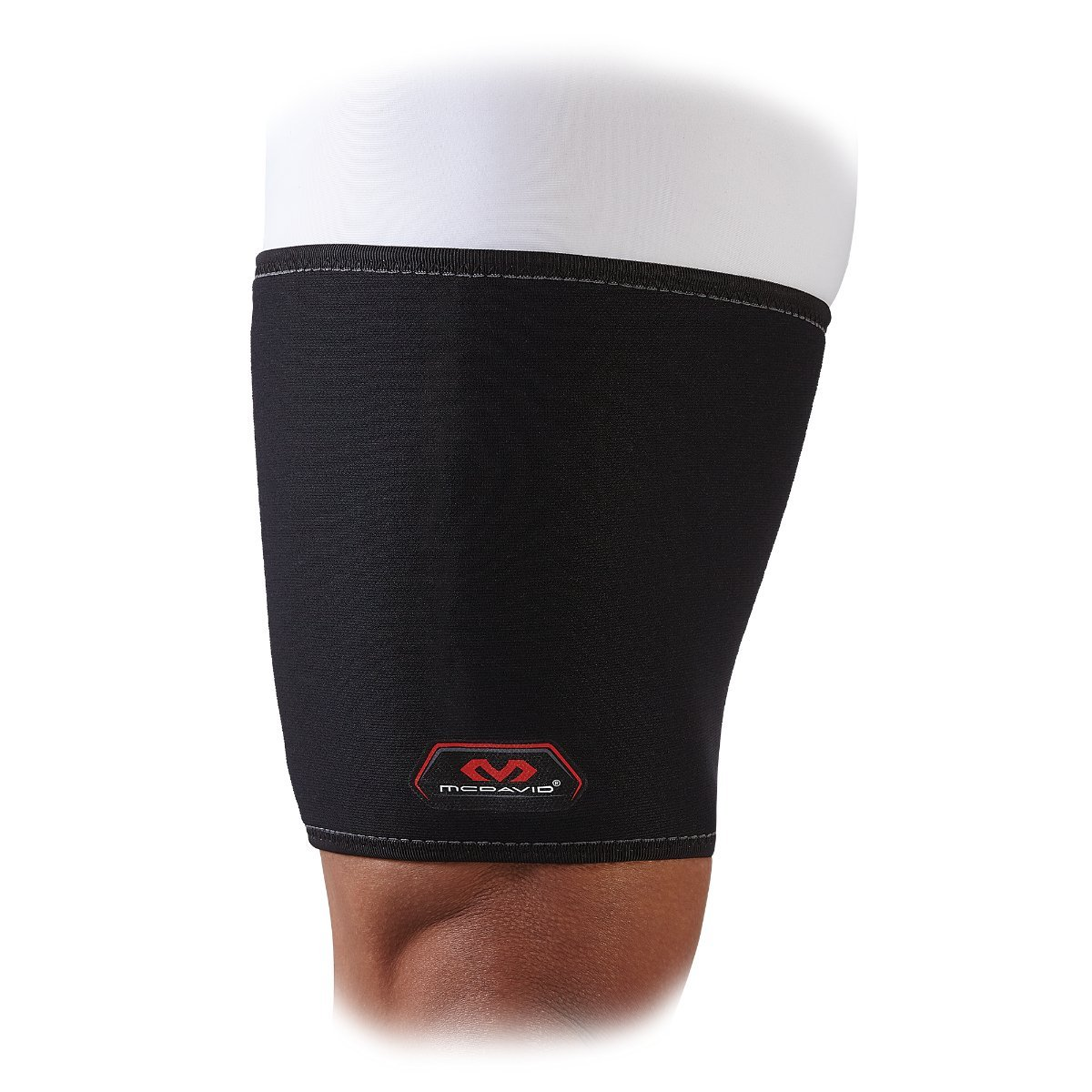 McDavid 471 Thigh Support (Black, Medium) by McDavid
