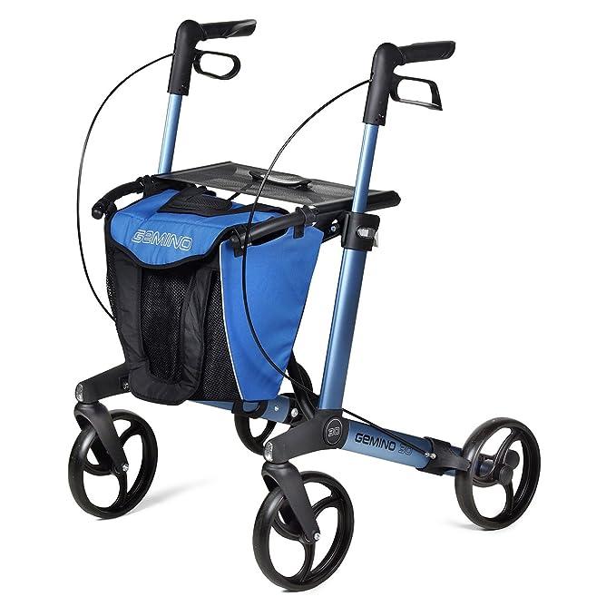 Gemino 30 ligero andador by V & A atención sanitaria, color azul ...