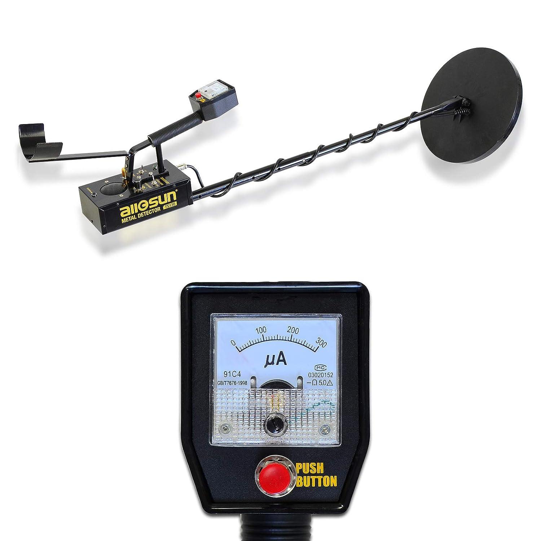 all-sun TS130 Metal Detector Hunter Coin Finder Golden Digger Ltd