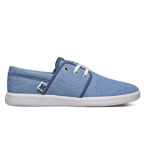 be30f3a1 DC Shoes Haven TX Se J Shoe - Zapatilla Baja Mujer: DC Shoes: Amazon.es:  Zapatos y complementos