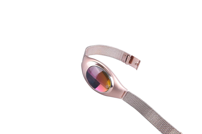 Likeit Z18 mujeres bisutería pulsera inteligente de la ...