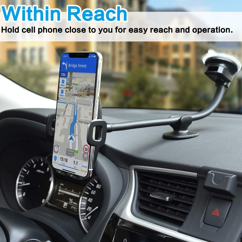Toyota prius phone mount