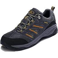 TFO Herren Trekking Wanderschuhe Wasserabweisende und Atmungsaktive Outdoor Schuhe
