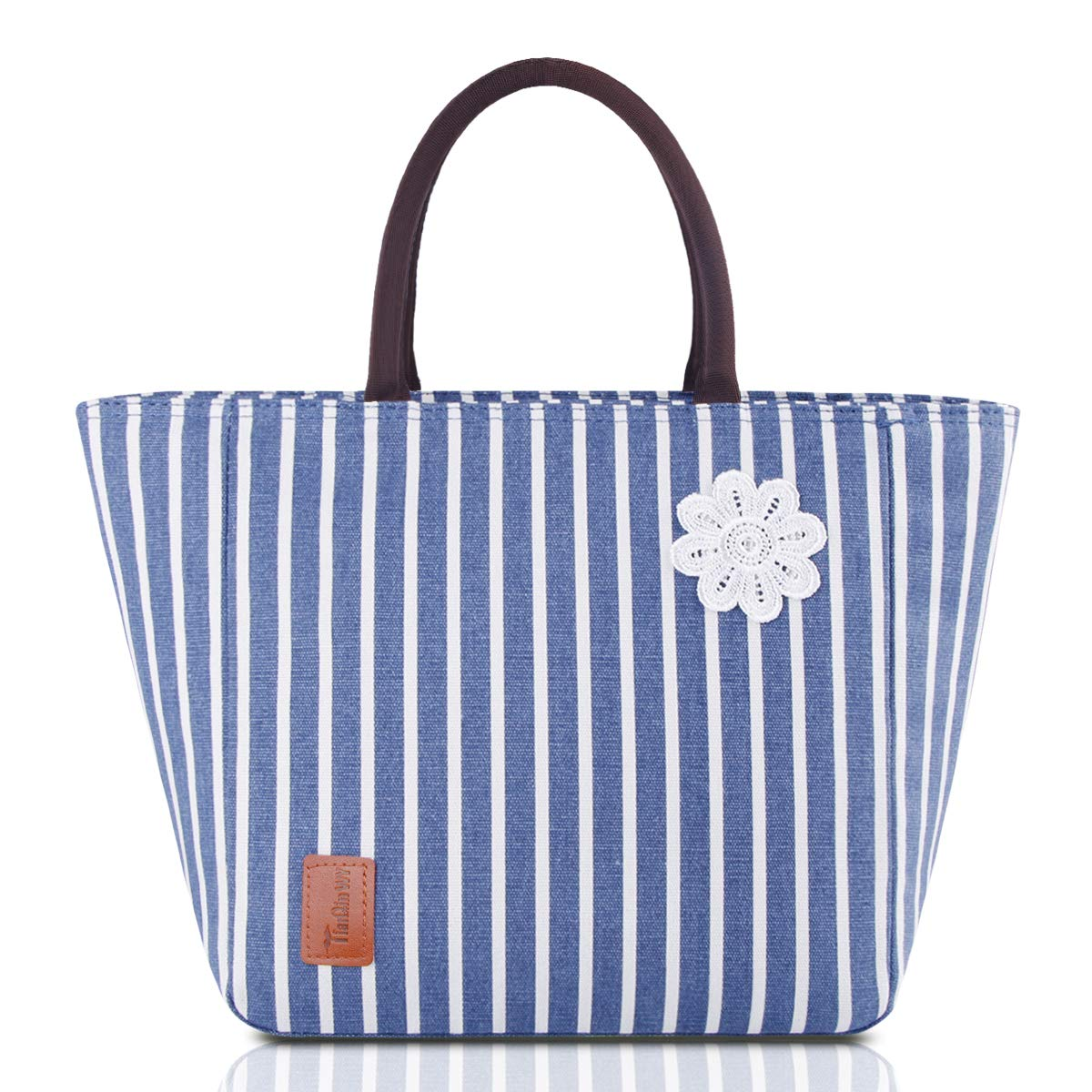 5af32bf7af78 TianQin WY Lunch Tote Bag for Women Best Lunch Bags t