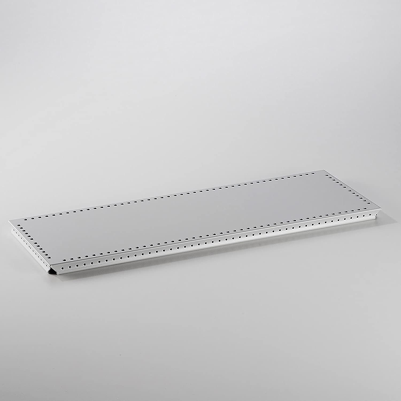 Swissmobilia Metallelement Innentablar für USM Haller RAL 7035 Lichtgrau, Systemmaß:350x250 Systemmaß:350x250