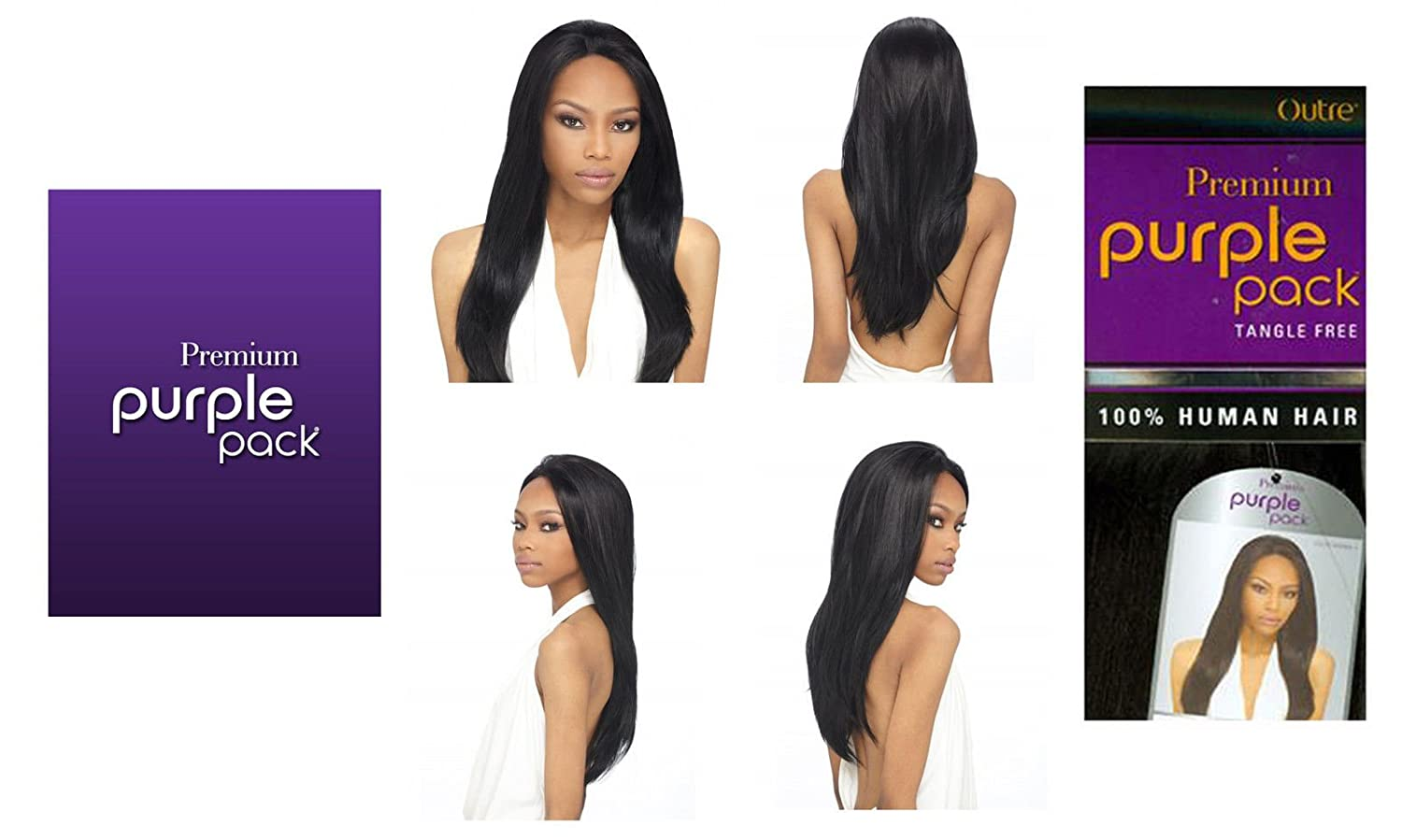 Amazon outre premium purple pack 100 human hair yaki 10 amazon outre premium purple pack 100 human hair yaki 10 inch 10 950 beauty pmusecretfo Images